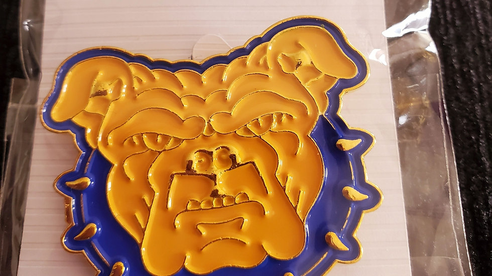 A&T Big Bull Dog Pin