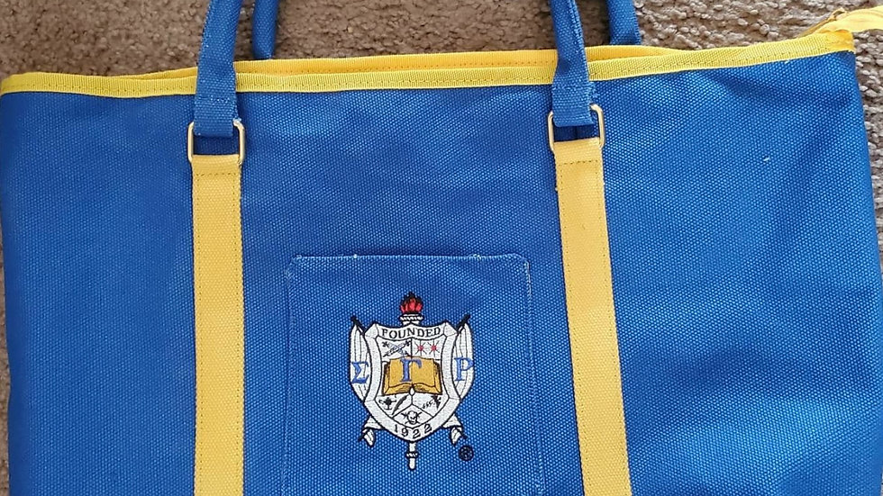 Sgrho Canvas Bag