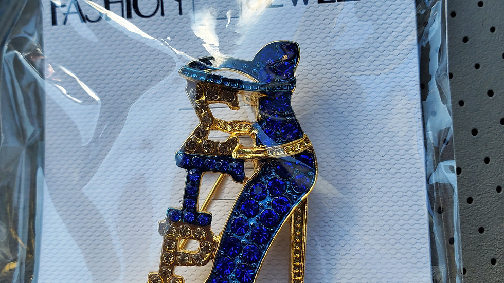 Sgrho shoe bling pin