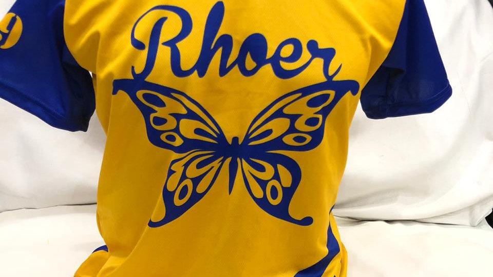 Rhoer Gold Jersey
