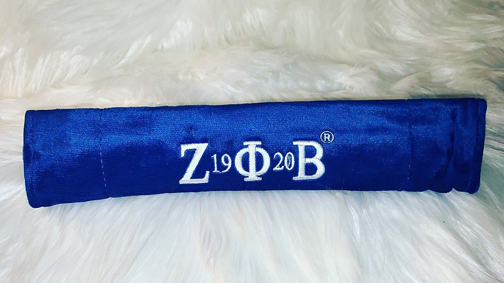 Zeta Seat belt Cover