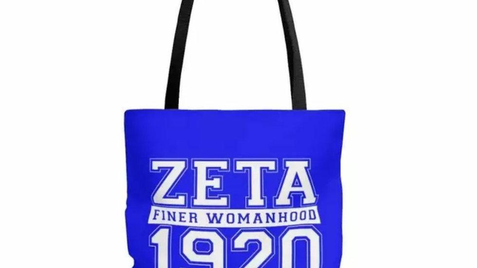 Zeta Finer Womanhood Bag