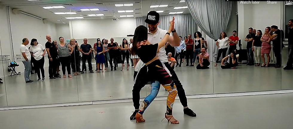 ריקוד בצ'אטה למתחילים