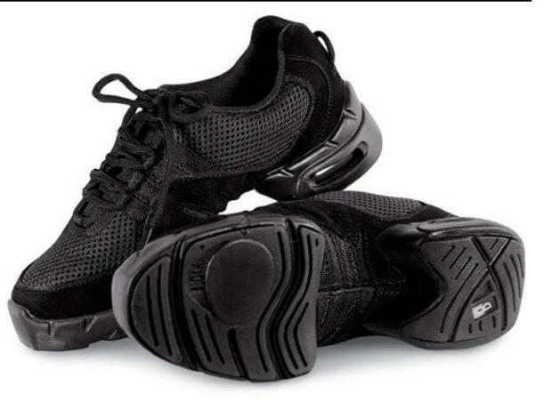 נעלי בלוך יחסית לנעלי ריקוד לטיניות