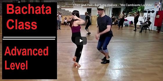 שיעור בצ'אטה לרקדנים