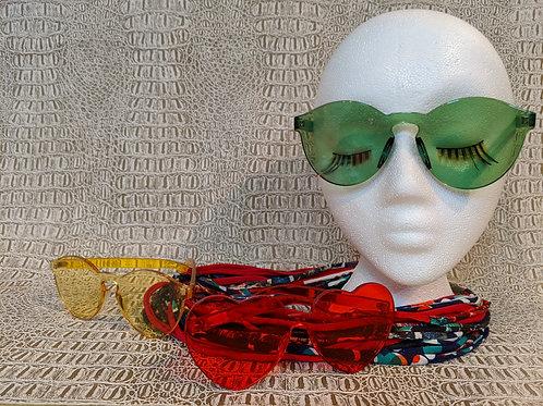 Future's so bright! Ya gotta wear shades!