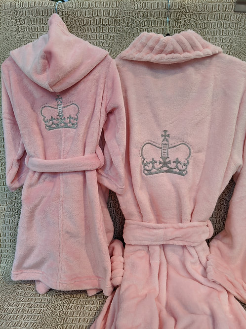 Mommy & Me robes set