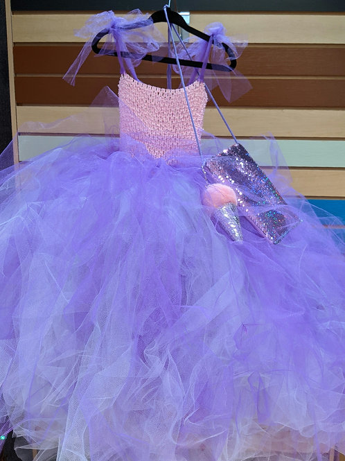 Cotton Candy Lavender Fluff