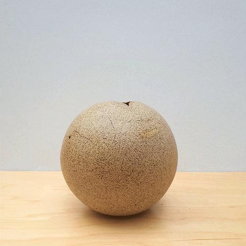 Large Sandy Bud Vase