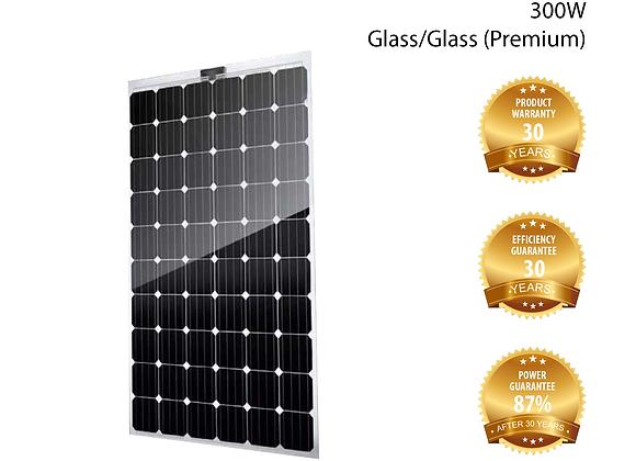 Solcell Solitek - SolidPRO GlasGlas 305W - Mono 60-cell