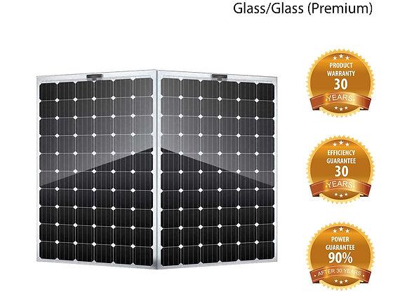 Solcell Solitek – Solid Bifacial GlasGlas 300W