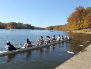 Head of the Occoquan - Race Recap