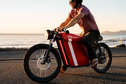 FTN Motion Streetdog Electric Motorbike