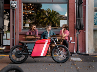 Start-up FTN Motion sells its first 100 Streetdogs to Early Adopters across New Zealand