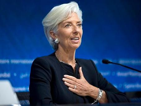 Prvé zasadnutie novej prezidentky ECB