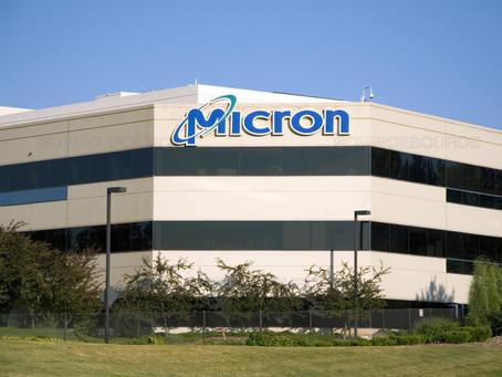 Micron Technology 4QFY 2020