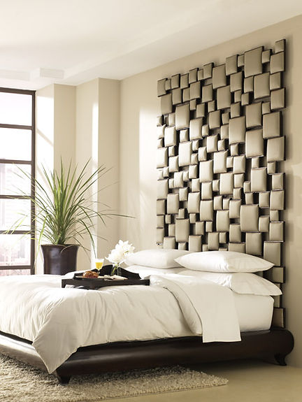 Designer Upholstered Headboard