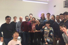 Emotech, winner of the London business awards 2019