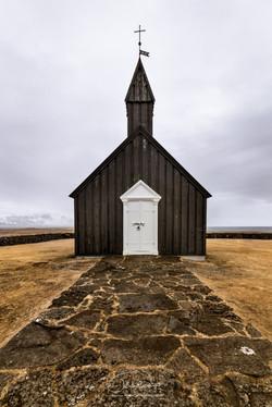 Igreja Negra de Budir, Islândia
