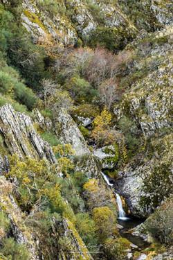 Outono na Ribeira de Leandres