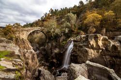 Ponte da Misarela, PNPG