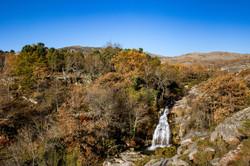 Cascata de Agarez, Serra do Alvão