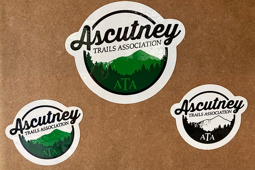 "ATA Stickers - 3"" Rounds"