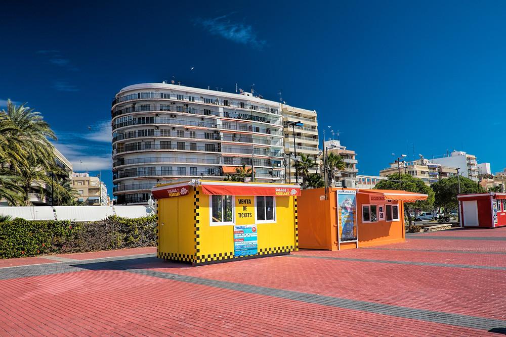 Venta De Tickets, Alicante, Spain