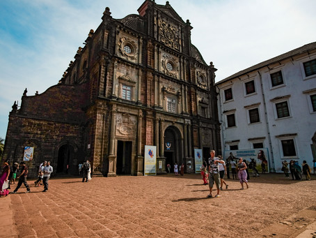 Old Goa Churhes