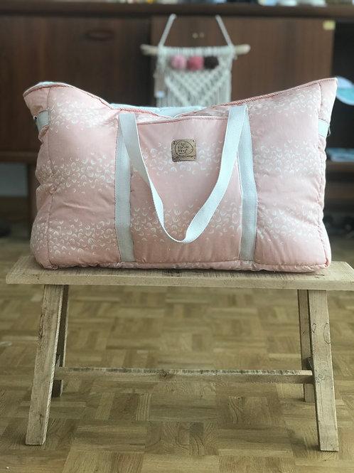 Grand sac cabas - sac à langer - fermeture aimantée