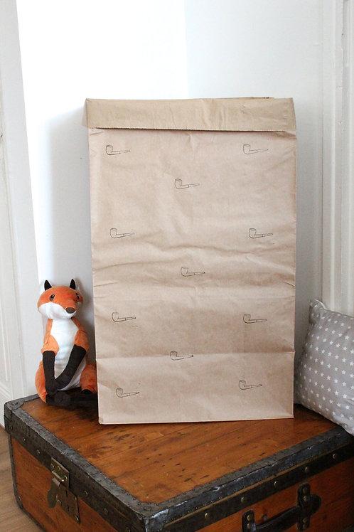"""Paper bag """"Pipe"""""""