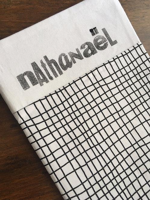 Pochette carnet de santé Nathanël