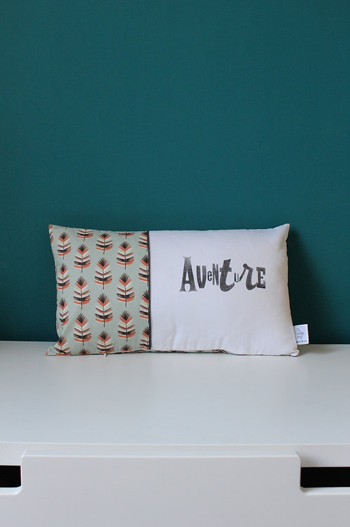 Coussin Aventure