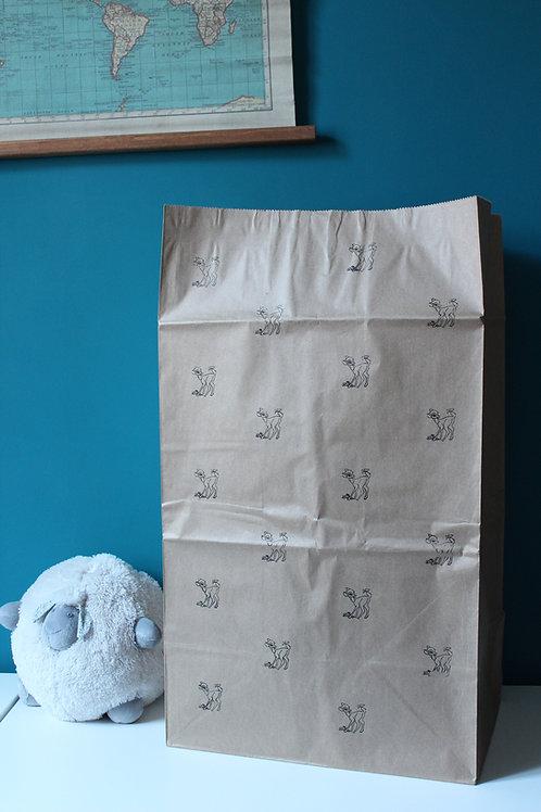 Paper bag Bambi