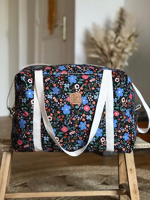 Grand sac zippé - sac à langer