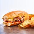 Pampas - Jerk Chicken Sandwich with Chip