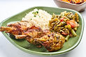Pampas - Coxa de Frango (Roasted Chicken