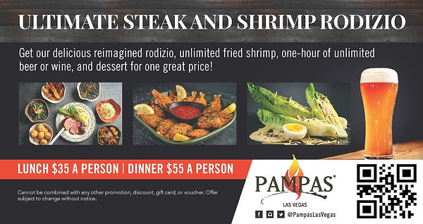 Ultimate Steak and Shrimp Rodizio - Twitter
