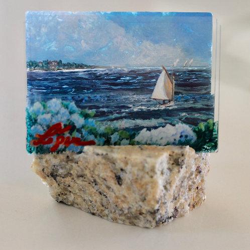 Seascape Collection~Sail Floral