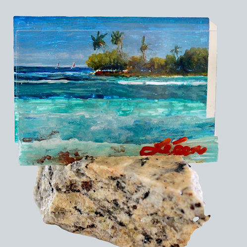 Seascape collection~Gulf Island