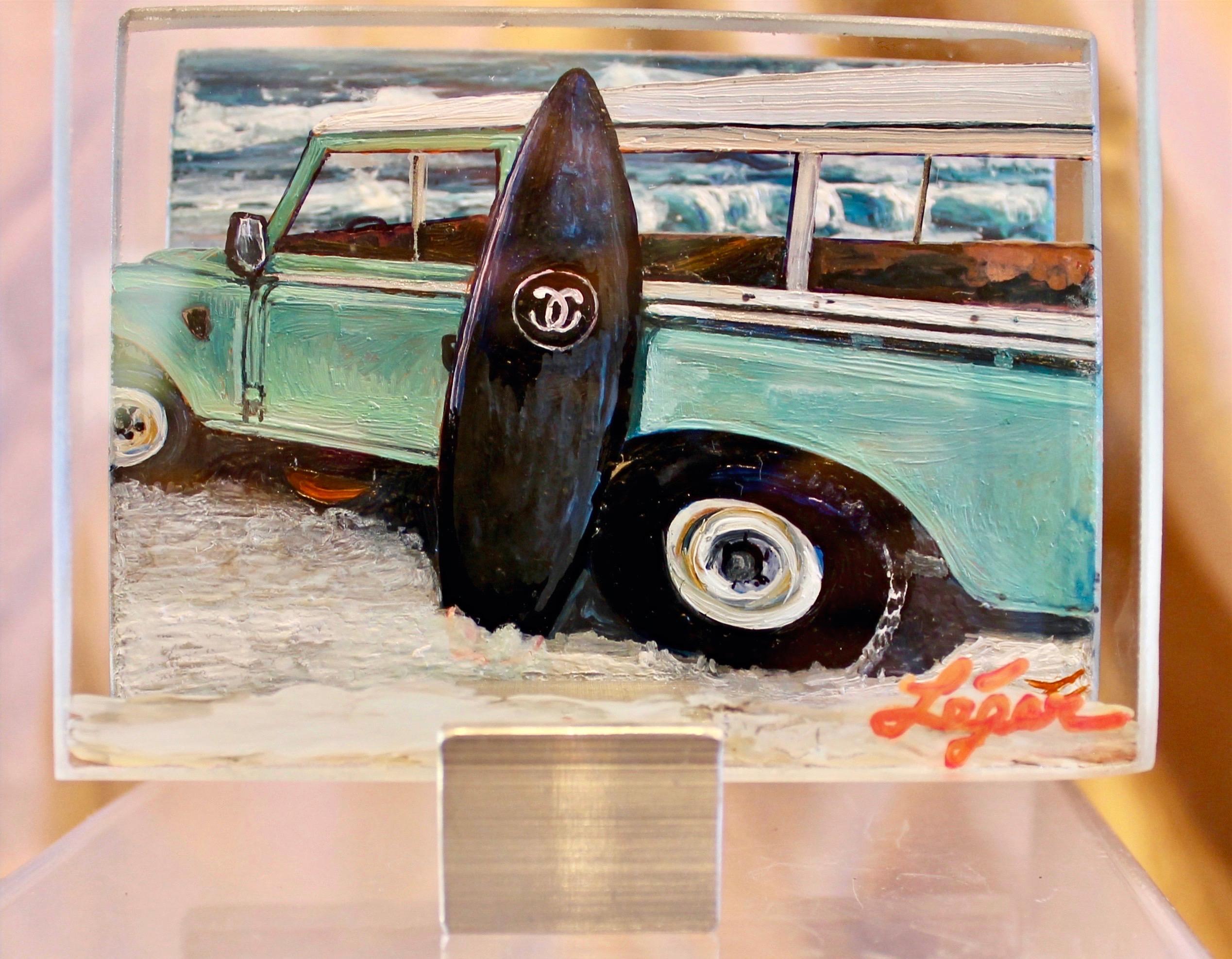 Range Rover on Surf Side