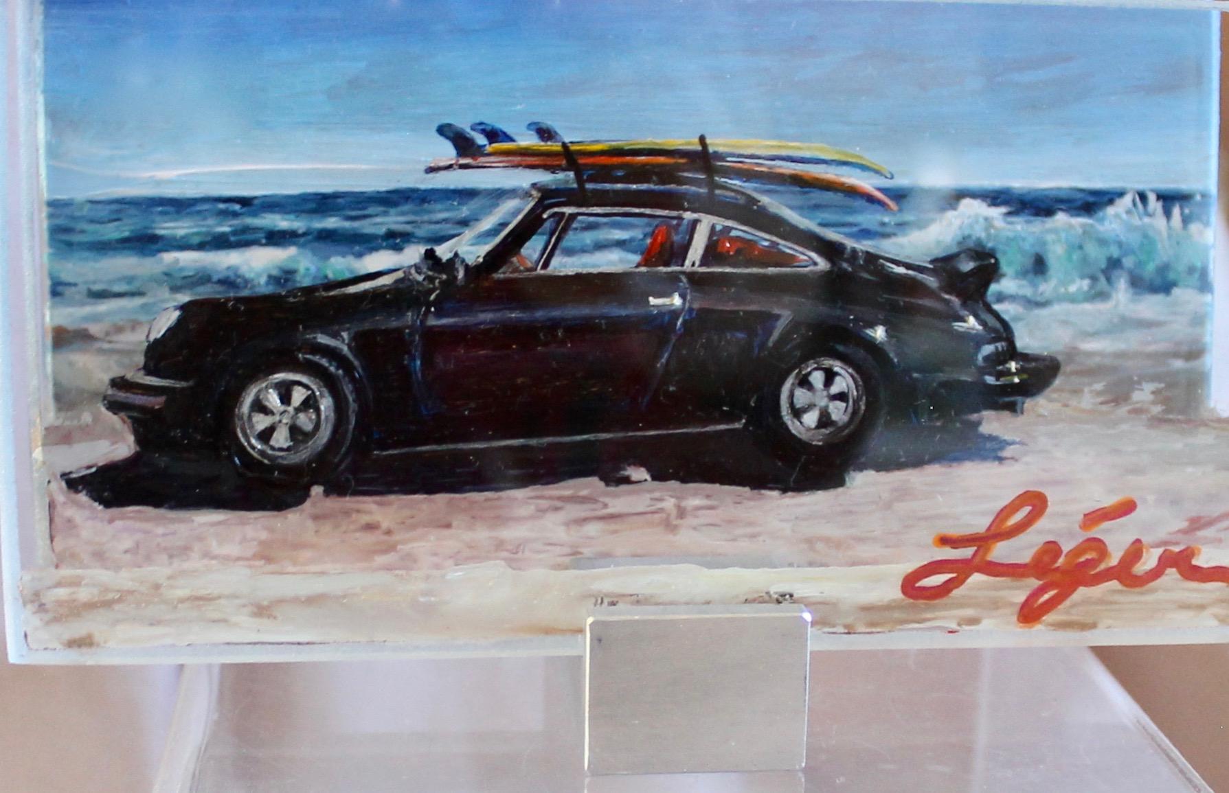 Porsche on Surf Side
