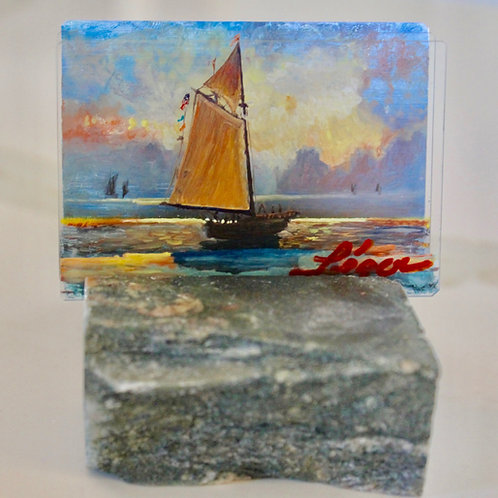 Seascape Collection~Antique H