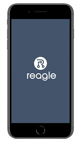 Reagle App on iphone