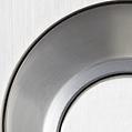 Reagle Lock in Satin Nickel