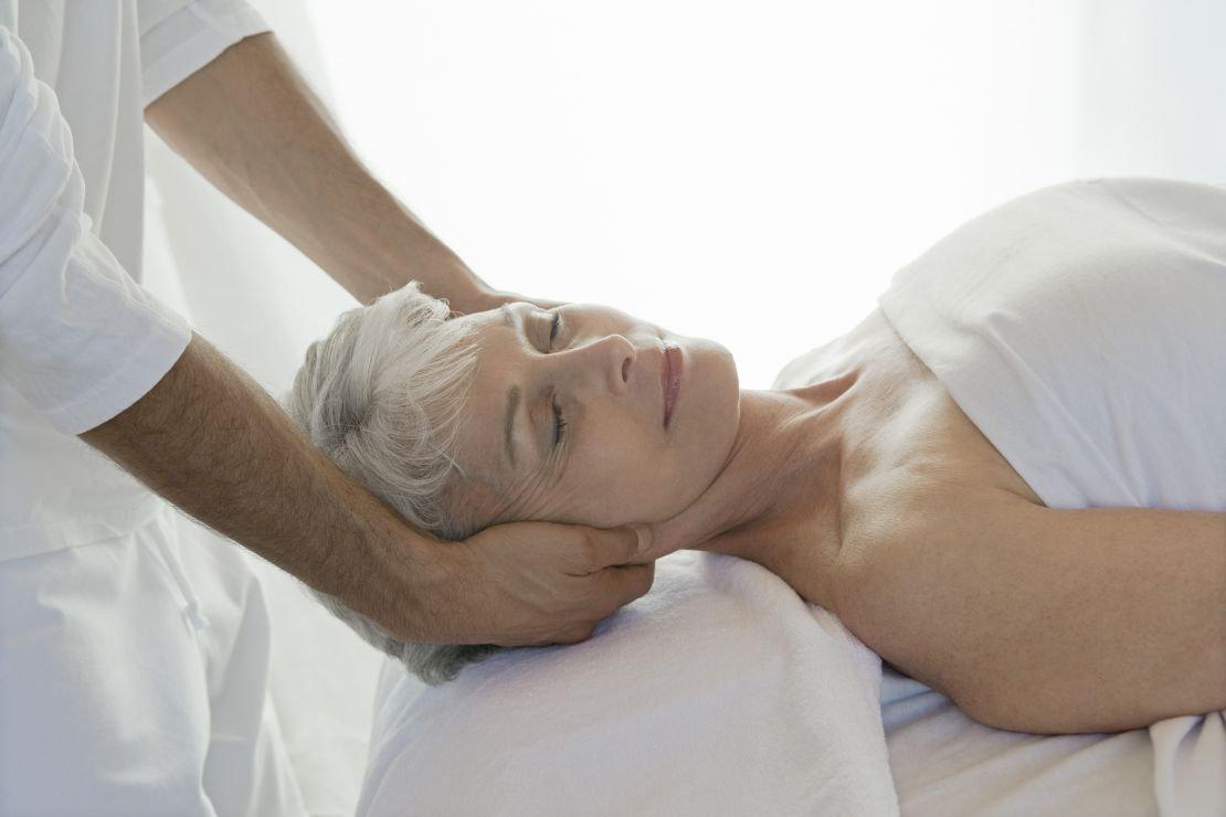 Deep Tissue Relaxation Massage