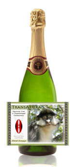 TransAfrika Almond Champagne
