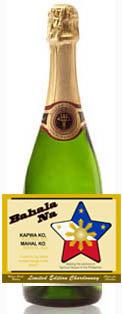 Bahala Na Almond Champagne
