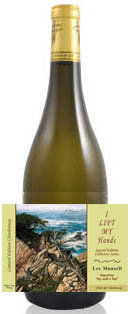 """I Lift My Hands"" Reserve Chardonnay"