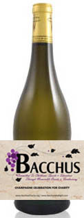 Bacchus for Charity Chardonnay